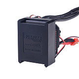 Surpass Hobby 3674 2250KV  Motor KS120A ESC 15kg metal Digital Servo Combo for RC Drift Racing Car Truck Parts