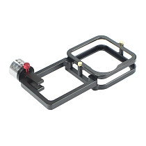 FEICHAO BJB-GMAX-A CNC Conversion Plate with 4in1 Gimbal Counterweight Balance Compatible for Zhiyun / DJI Cloud Gimbal Magic Claw and other Stabilizers