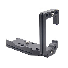 BGNING Camera Hand Grip Bracket Stabilizer L-type Split Quick Release Plate Adjustable for Canon EOS RP SLR Tripod Camera Accessories