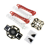FEICHAO F450 450mm Wheelbase Four-axle Drone Frame RC Quadcopter Rack with 3D Printed Canopy for DIY Drone