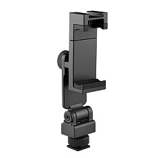 BGNING Phone Holder Handheld Stabilizer Gimbal Mount Clip Support Vertical&Horizontal Video Shooting for Andriod iPhone Smart Phones