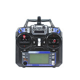 FEICHAO F115 FPV Racing Indoor DIY Drone Kit F411 20A AIO 2S-5S BLHELI_ S Flight Controller 1204 5000kv Motor FLYSKY/ T-LITE Remote Controller