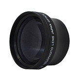 BGNing-lens-telephoto lens 37mm, 2X/52mm, 2X, 52mm, 10X Macro, 52mm/58mm, thread UV filter for Nikon camera DSLR