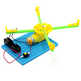FEICHAO DIY Handmade Electric Science Toys for Kids Physics Experiment School Student Learning Toys DIY Kits Model
