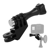 BGNing Plastic 90 Degree Direction Adapter Elbow Mount with Thumb Screw Kit for GoPro Max 9 8 7 6 5 SJCAM Xiaoyi Action Camera