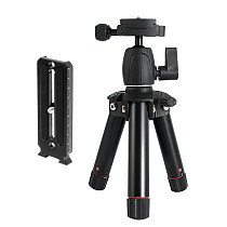 BGNing Vertical Horizontal Shooting Camera QR System Quick Release L Plate with Clamp V Mount Lock for DSLR Camera for Ronin SC