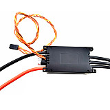 Goofy Power 100A Brushless ESC with QX-MOTOR EDF Ducted Airplane Fan 90mm 12-Blade 6S 1450KV Brushless Motor Kits