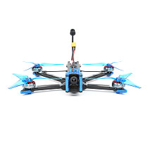 iFlight Chimera5 LR 4S 5  219mm Long Range Analog Version w/Caddx.us Ratel V2 Cam SucceX-E mini F7 Stack XING 2005 Motor for FPV Racing RC Drone