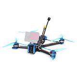 iFlight Chimera5 LR 4S 5  219mm Long Range Analog Version w/Caddx.us Ratel V2 Cam SucceX-E mini F7 Stack XING 2005 Motor for FPV Racing RC Drone