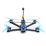 iFlight Chimera5 LR HD 4S 5  Long Range RC Drone Caddx Nebula Pro Cam Digital HD System F7 45A AIO XING 2005 2550KV Motor For DIY RC Racing Drone