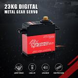 Surpass Hobby S2300M DC Motor 23KG Full Metal Gear Digital Servo for 1/8 1/10 1/12 RC Car Buggy Boat Robot