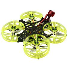 FPVRACER Cine X2 FPV Quad PNP F4 FC AIO 25A ESC Runcam Nano 2 TINY ROCKET 37CH VTX 4S 25A Quadcopter Racing Drone