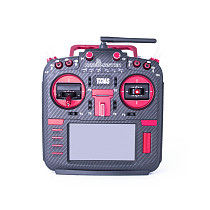 RadioMaster TX16S MAX 2.4G 16CH Hall Sensor Gimbals Multi-protocol RF System OpenTX Mode2 Transmitter with CNC and Leather for RC Drone