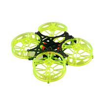 FPVRACER Cine X2 FPV HD Digital Drone Frame Carbon Fiber RC Quadcopter Freestyle Kit Full Protective Bumper Prop Guard