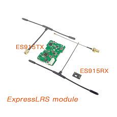 Happymodel ExpressLRS ES915TX ES915RX 915Mhz Long Range Module for Radiomaster TX16S Jumper T12 T16 T18 FPV Micro Mini Long Range Drones