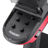 DumboRC X6A 2.4G 6CH Radio System Transmitter with X6F/X6FG Receiver For RC Car Boat Tank For Traxxas HSP 1/8 1/10