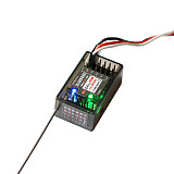 DUMBORC X6FG X6F X6DC X6DCG G 2.4G 6CH Receiver with Gyro for RC DUMBORC X6 X4 X5 Transmitter Remote Controller