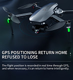 ZLL SG907 MAX 5G WIFI FPV GPS with 4K HD Dual Camera Three-axis Gimbal Optical Flow Positioning Brushless RC Drone RTF