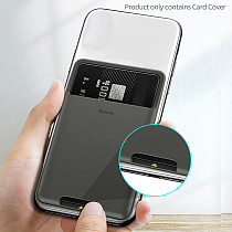 Baseus New Porable Stick On Phone Cell Phone Wallet Sticker Adhesive Credit Card Holder