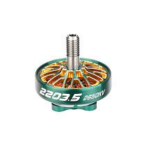 1/4PCS DIATONE MAMBA TOKA 2203.5 1650KV/2650KV/3300KV Racing Motor for RC FPV Racing Freestyle Micro Drones Replacement Parts