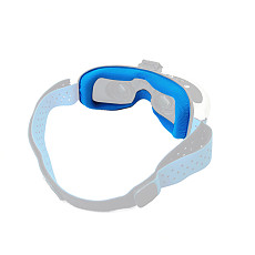 SHENSTAR FPV Goggles Replace Sponge Sweat-absorbent Breathable for Fatshark HDO2 Goggles