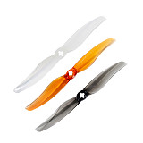 GEMFAN LR 5126 2 Blade 1.5mm&2mm PC Propeller for 2004-2203 Motors RC FPV Racing Drone Quadcopter MultiRotor Spare Parts