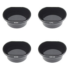 FEICHAO ND 4 8 16 Lens Filters For DJI FPV Combo Drone Filter ND 4 ND8 ND16 CPL 4IN1 Camera Filter for DJI FPV Racing Drone