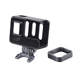 (Diatone) Chase is suitable for GOPRO7 adjustable base kit, black TPU is suitable for MX-C3 Taycan/C25/ROMA F5/ROMA F4/ROMA L3