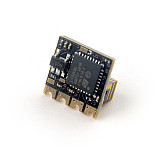 Happymodel ELRS PP 2.4GHz RX SX1280 EXPRESSLRS Nano Long Range Receiver for DIY RC Racing Drone Accessories