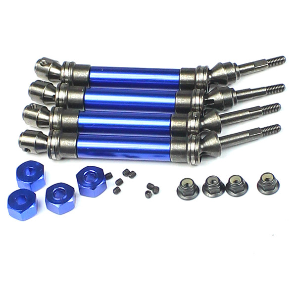 Front/Rear Drive Shaft CVD Heavy Duty for 1/10 for Traxxas Slash 4X4 Stampede VXL 2WD 6851R 6851X 6852R 6852X
