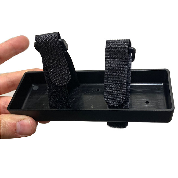 FEICHAO 15cmx5cm Plastic Battery Box Bracket Tray Case Battery Storage Box for 1/10 1/8 RC Cars Spare Parts