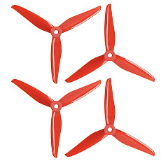 Dalprop NEW T5146.5 5inch Cyclone Propeller Racing 3-blade Props Paddle for RC FPV Racing Drone Aircraft Frame Kit Spare Parts