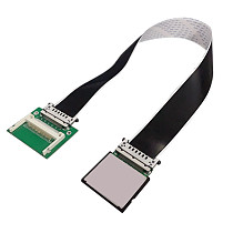 XT-XINTE CF Card Extender Cord 50Pin Interface Extension Cable Adapter Industrial Control Machine Tool Equipment Digital Storage Card