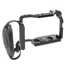 FEICHAO BTL-EOS CNC Camera Cage Compatible with Canon EOS R5/R6 Camera