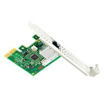 XT-XINTE PCIe RJ45 Port Network Card Intel I210AT Chip PCI Express x1 Ethernet LAN Adapter Converter 10/100/1000Mbps Support Windows XP/VISTA/7/8/10/Server, Linux, Freebsd, VMware ESXi
