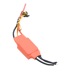 FEICHAO Red Brick 50A 70A 80A 100A 125A 200A ESC High-pressure Water-cooled One-way Speed Controller 6-10S