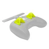 2PCS/Set JMT TPU 3D Printed Parts Rocker Protective Cover Protective Seat for TBS TANGO 2 Black Sheep Remote Control