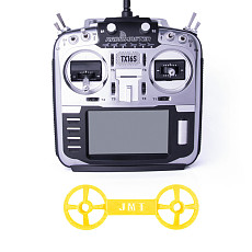RadioMaster TX16S MAX 2.4G 16CH Hall Sensor Gimbals Multi-protocol RF System OpenTX Mode2 Transmitter with 3D Printed TPU Rock Mount Protective Cover