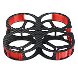 FEICHAO X115 115mm Wheelbase Quadcopter Carbon Fiber FPV Frame Kit for 2.5inch Propellers FPV RC Racing Drone