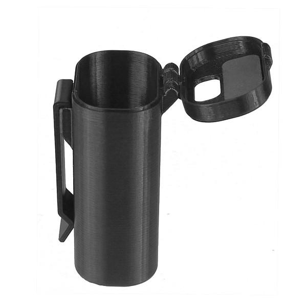 FEICHAO Belt Battery Storage Case Box Pocket Clip Holder for DJI FPV Goggles V2 Glasses Waist Buckle Hook Battery Accessories