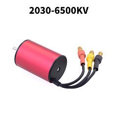 Surpass Hobby 2030 KK Series 2S Brushless Waterproof Motor 4500/6500/7200kv for 1/18 1/20 1/24 Rc Car Model