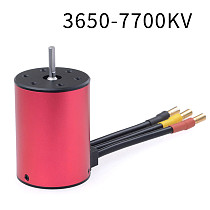 Surpass Hobby Waterproof Brushless Motor 3650 3660 3665 3670 3674 RC Car Motor for 1/8 1/10 2S 3S RC Car Drift Racing Off-Road
