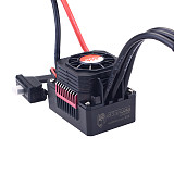 Surpass Hobby New Combo 3650 1650KV 2050KV 2300KV 3100KV 3600KV 4500KV 5200KV Brushless Motor w//Heat Sink 60A ESC for RC 1/10