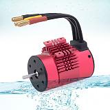 Surpass Hobby New Waterproof Combo 3660 5.0mm 1750KV 2200KV 2600KV 3100KV 3300KV 3500KV Brushless Motor w/Heat sink 80A ESC Combo