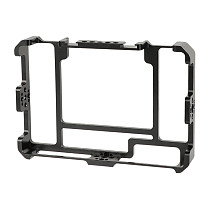 BGNing 7inch Monitor Form-fitting Cage Armor Bracket For FeelWorld LUT7 With 1/4 -20 Mounting Holes for LUT7S 7  Monitor