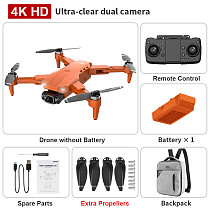LYZRC L900Pro 4K HD Dual Camera with GPS 5G WIFI FPV Real-time Transmission RC Distance 1.2km Professional Drone