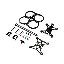 BETAFPV Pavo30 Frame Kit 120mm Wheelbase FPV Rack for BETAFPV Pavo30 Whoop Quadcopter 4S Drone