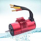 Surpass Hobby KK Waterproof Set 3674 1900KV 2250KV  Brushless Motor w/Heat Sink 120A ESC for 1/10 1/8 RC Car