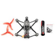 Emax Babyhawk II HD 3.5  Micro DJI FPV Racing Drone 155mm Caddx Vista Nebula Pro with D8 / TBS Receiver RC Airplane Quadcopter