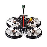 HOMFPV Wing Suit S FPV Racing Drone F722 HD Flight Controller 25A Blheli_S ESC for DJI HD Digital Image Transmission